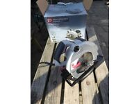 Circular Saw with laser in excellent condition