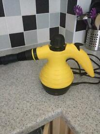 Small steam cleaner new
