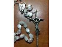 Pope John Paul II Special VIP Gift Rosary