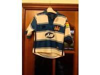 Wigan rugby shirt