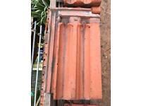 Reclaimed belgium clay tiles