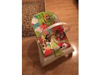 Baby Bouncer/ Rocking Chair Fisher Price