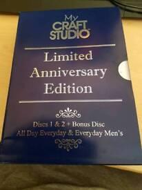 Craft studio cds