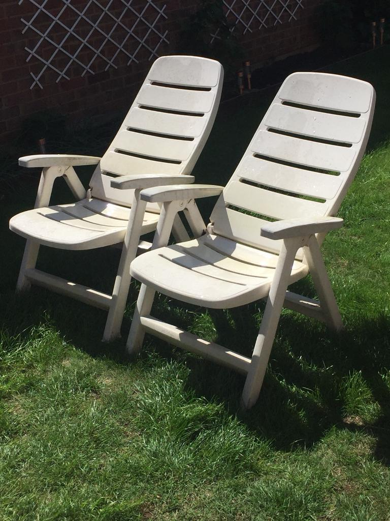 plastic white garden furniture kidderminster