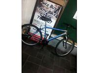 Good Condition Silverfox Cougar Mountain Bike
