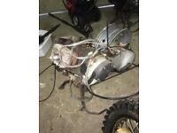 PIAGGIO 50 NRG MC3 ENGINE NON RUNNER