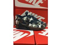 BNIB Nike Air Max - CAMO - Sizes 6 - 7 - 8