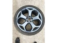 Ford focus st alloy wheel
