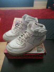 Nike air force 2 and half