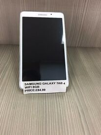 !!!!SUPER CHEAP DEAL SAMSUNG GALAXY TAB 4 WIFI COMES WITH WARRANTY!!!!