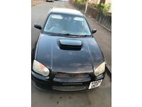 Subaru for sale or swap