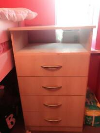 4 drawer tall cabinet for sale