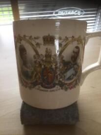 1911 June 22nd commemorative coronation cup