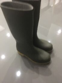 Wellington boots size 5 in very good condition