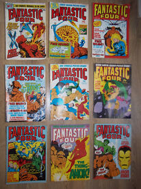 Marvel comics - Fantastic Four