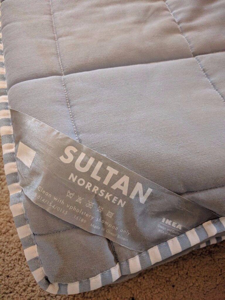 single mattress ikea sultan norrsken in lambeth london gumtree