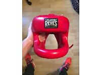 Cleto Reyes Rounded nylon bar head guard