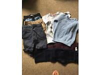 Boys clothes 5-6 years old most never worn