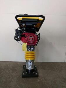 HOC GTR80 - HONDA GX160 JUMPING JACK TAMPING RAMMER + 2 YEAR WARRANTY + FREE SHIPPING