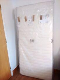 Ikea Sprung mattress HAFSLO