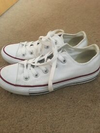 Converse All Stars size 3