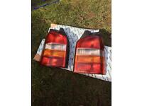 Vw t5 rear lights