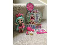 Peppa-Mint Shoppies Doll - REDUCED!