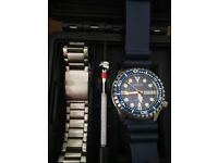 Citizen Gents Divers Watch/Model NH8380-66E/Boxed AS NEW
