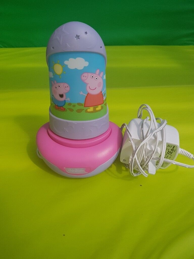 Peppa Pig Go Glow Night Light Torch Rechargeable In Filton Bristol Gumtree