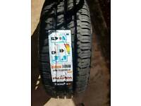 215/65/R15 BRAND NEW HANKOOK TYRE AND WHEEL