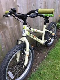 Girls Apollo bike 18inch woodland charm