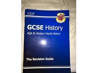 GCSE HISTORY AQA B REVISION GUIDE