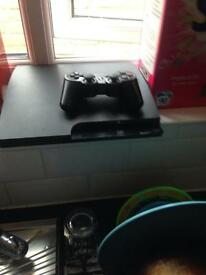 PS3 Console One Pad £45
