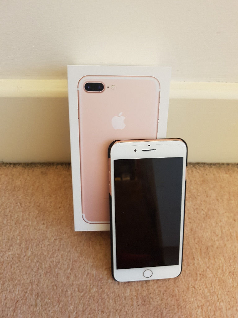 For Sale - Apple iPhone 7 Plus Rose Gold 32GB | in Tower