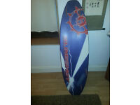 Slingshot pulse 149 kite surfing board. In mint condition