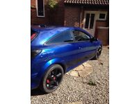 2007 Vauxhall Astra 1.9 CDTI SRI 150 3 door sport with sports button 105k *modified*