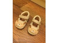 Baby Girl Next Shoes - Size 3