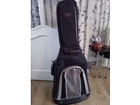 STAGG Padded Guitar Case Great condition