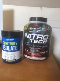 Bargain Muscle building Protein shake..