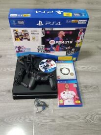 No offers - PS4 Slim 500GB EXCELLENT CONDITION With 14 Days Warranty