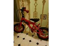 Wee bike for sale for a small child...around 3.