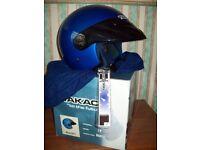 Crash helmet- Harley Style- Still Boxed - Unused