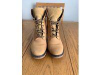 Ladies Caterpillar Boots