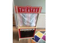 Kids wooden theatre / shop