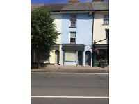 Large town house to let Cullompton