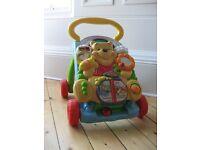 Vtech Baby Walker (Winnie the Pooh version)