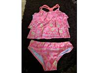 2 piece swimsuit 7yrs