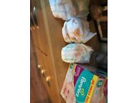 Size 5 nappies-on hold