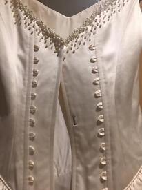 Sassi Holford wedding dress size 8-10 uk