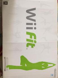 Wii fit balance board